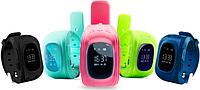Детские смарт-часы Q50 и Q60