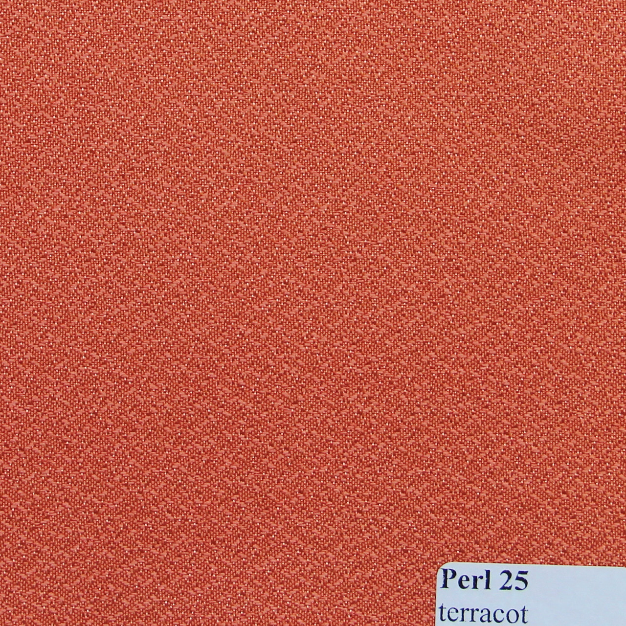 Рулонные шторы Ткань Pearl Терракот 25