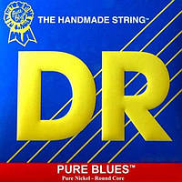 DR Струны для электрогитары DR PHR-10 PURE BLUES (10-46) Medium
