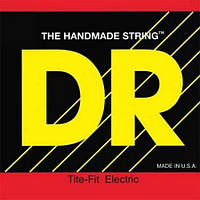 DR Струны для электрогитары DR LT7-9 TITE FIT (9-52) 7 String Light