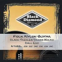 Black Diamond  Струны для классической гитары BLACK DIAMOND N68B