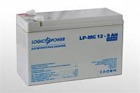 Аккумулятор мультигелевый 12V 9Ah LogicPower LP-MG 12-9
