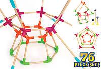 Конструктор Fat Brain Toys контурный на присоках Joinks