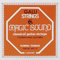 Galli Струны для классической гитары GALLI Magic Sound MS110 Normal Tension