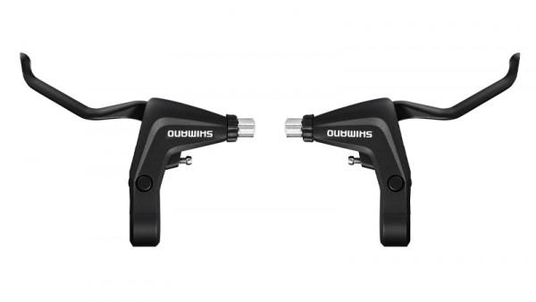 Тормозные ручки для V-brake Shimano Alivio BL-T4000 прав+лев