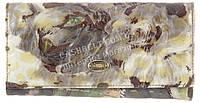 Стильный женский классический кожаный лаковый кошелек высокого качества SALFEITE art. 2551T-E04 разные цвета, фото 1