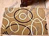 """Рельефный ковер Фрузе """"Нити"""", цвет бежевый, фото 2"""
