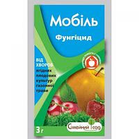 Мобіль фунгіцид від хвороб плодово-ягідних Сімейний Сад 3 г