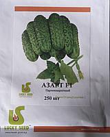 Азарт F1 семена огурца партенокарп. Lucky Seeds 250 семян