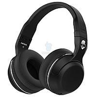 Полноразмерная, беспроводная гарнитура, SkullСandy Hesh 2 Wireless - черная (S6HBGY-374)