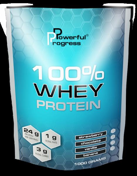 100% Whey Protein Powerful Progress