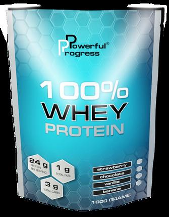 100% Whey Protein Powerful Progress, фото 2