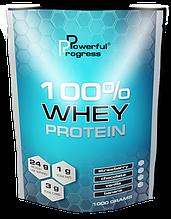 100% Whey Protein Powerful Progress 1000 g