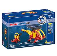 Конструктор Fischertechnik Модели на солнечной энергии 60 деталей (FT-520396)