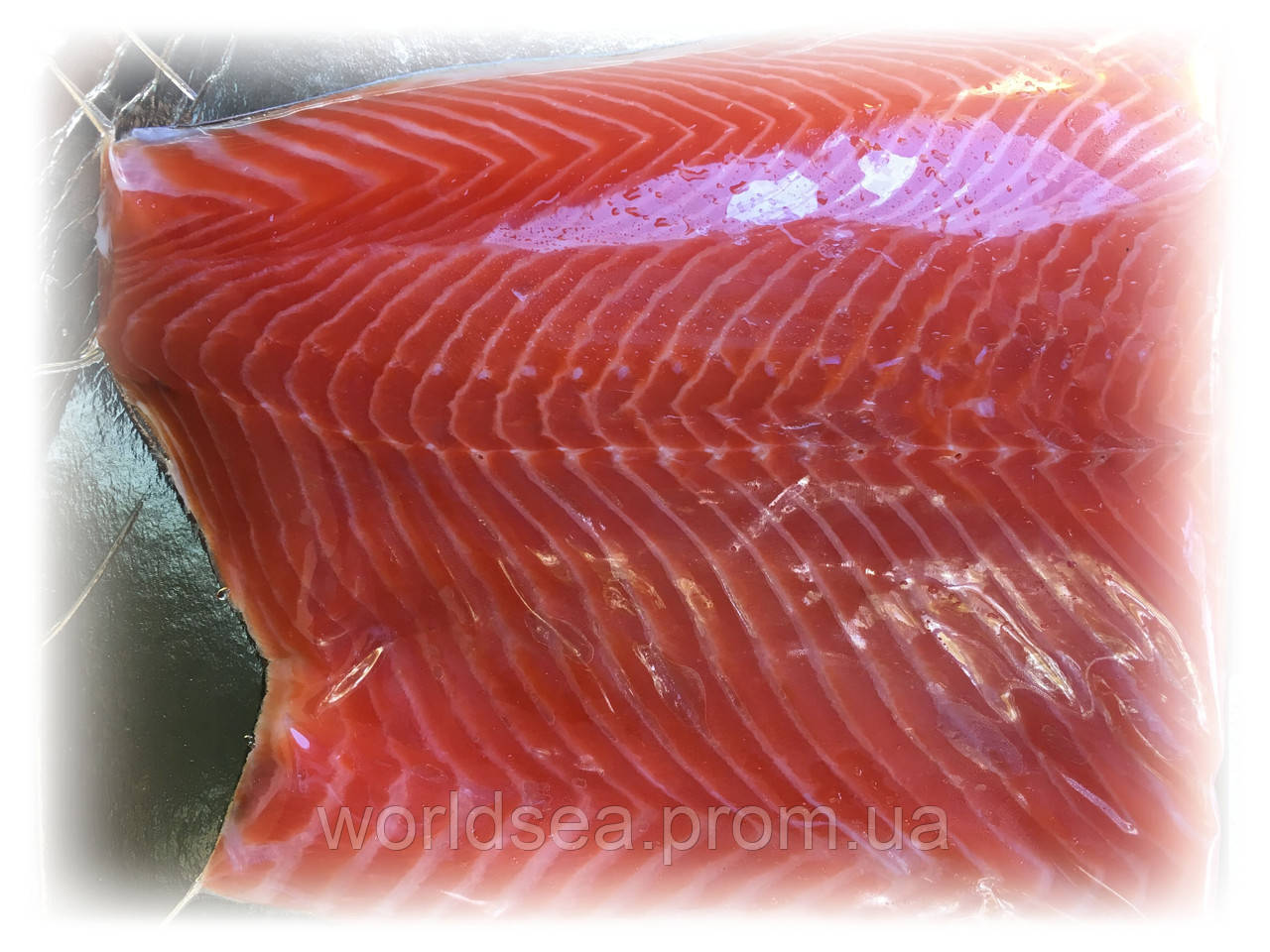 балык из лосося