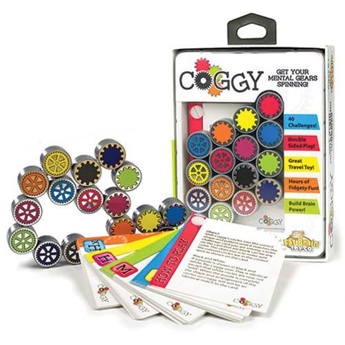 Логическая игра-головоломка Fat Brain Toys - Coggy