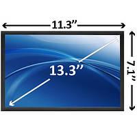 """Матрицы для ноутбуков 13,3"""" Slim 40pin (категория А-)"""