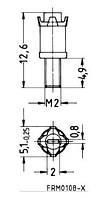 Каркас B65812A2203X /EPCOS/