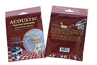 Civin Civin CA60 L Phosphor Bronze Light Acoustic Guitar Strings 11/50