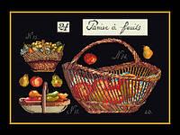 Набор для вышивки крестом 2099.05 Корзина с яблоками. Apple Basket  (Теа Гувернер)
