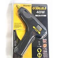 Пистолет термоклеевой Ø11,2мм 40Вт Sigma