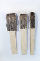 Щетки для чистки металлических изделий