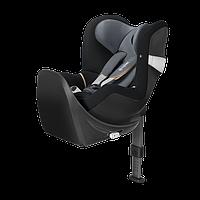 Детское автокресло Cybex Sirona M2 I-Size + База 2017 Graphite black