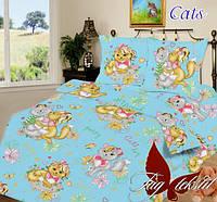 Постельное белье для девочек Cats