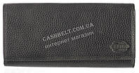 Прочный женский кожаный кошелек высокого качества CEFIRO art. CP512-3069-1 черный