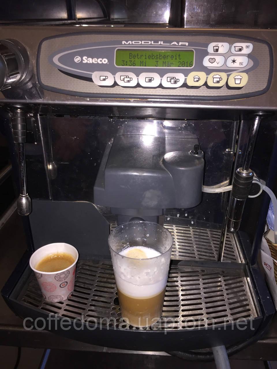 Saeco Modular Cappuccino