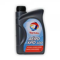 Беззольное минеральное масло для авиационных поршневых двигателей Total AERO XPD 100 канистра 1л