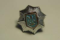 Эмблема МВД, серебро