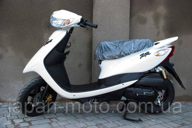 скутер Yamaha SA39J (белый)
