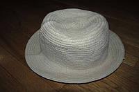 Шляпа соломенная, размер 56, как НОВАЯ!!!