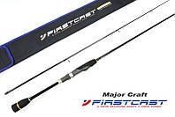 Спиннинговое удилище Major Craft Firstcast FCS-662L (198 cm, 1.75-7 g)