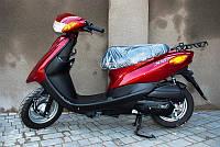 Скутер Yamaha SA36J красный, фото 1