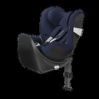 Детское автокресло Cybex Sirona M2 I-Size + База 2017 Midnight blue