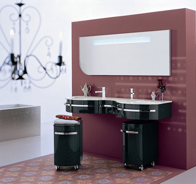 Мебель для ванной в Одессе - эстетика практичности