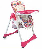 Кресло для кормления высокое Alexis Baby Mix розовое