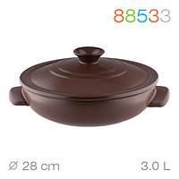 Кастрюля для тушения Granchio Terra 88533 (28 см; 3 л)