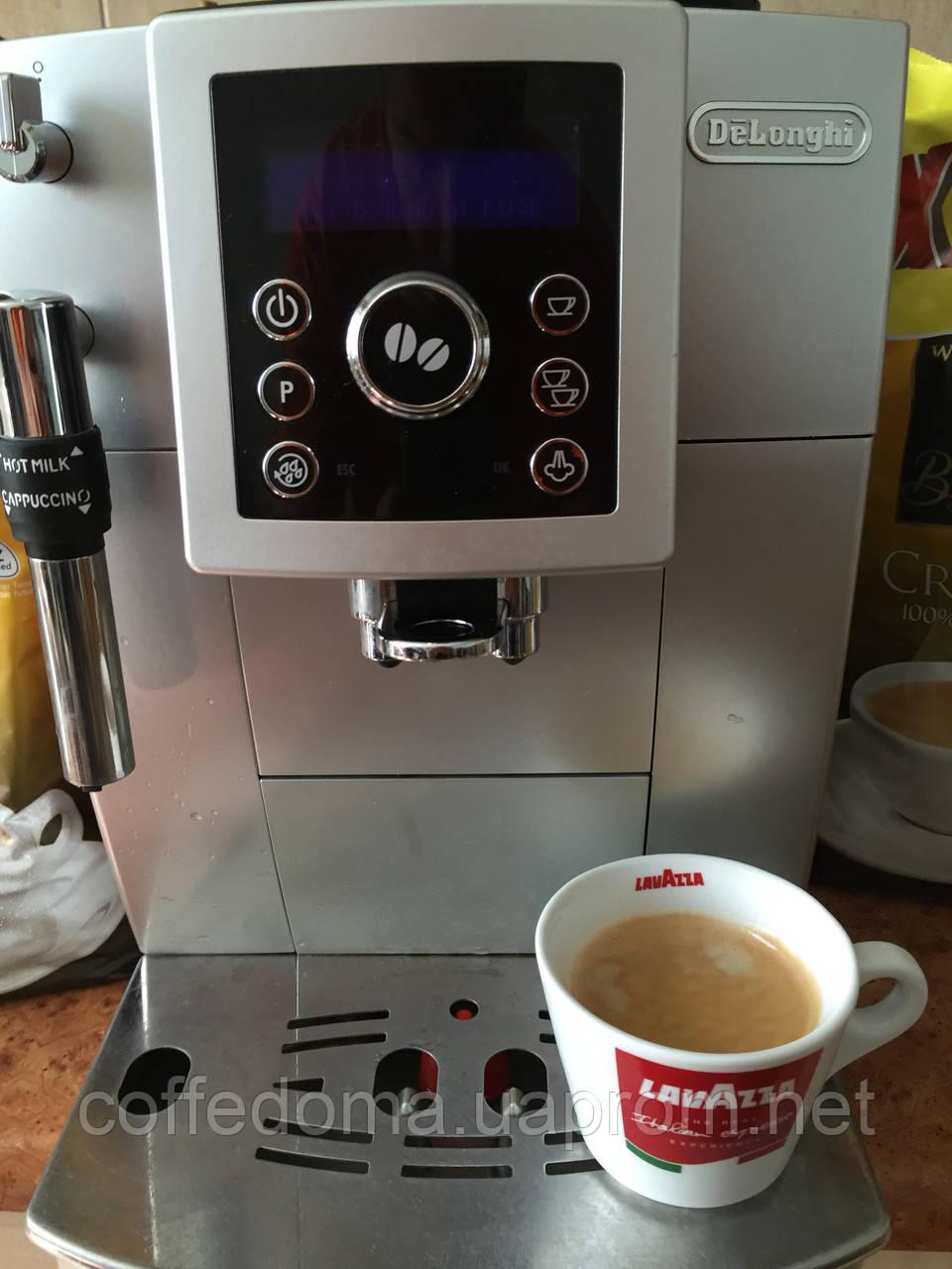 Кофемашина автоматическая Delonghi Ecam 24.420