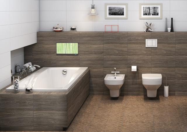 Три шага на пути создания удобной ванной для всей семьи