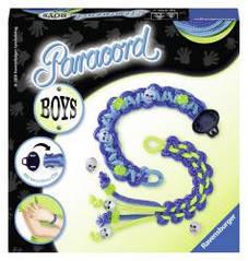 Набор для творчества Ravensburger Паракорд для мальчиков   182107