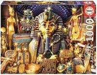 Пазл Сокровища Египта, 1000 элементов Educa EDU-16751