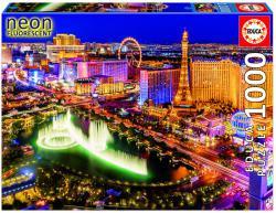 Пазлы светящийся Лас Вегас 1000 элементов Educa 16761