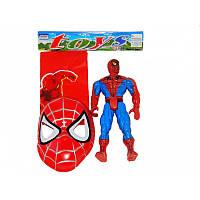 Игрушка Спайдермен 010A с плащом и маской