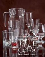 Ресторанная посуда и барное стекло Pasabahce в Запорожье и в Ялте.