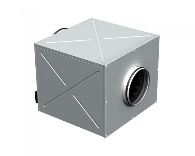Шумоизолированный вентилятор VENTS (ВЕНТС) КСД 250 С-4Е, КСД250С-4Е (Д687896402)