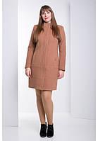 Кашемировое пальто женское 013