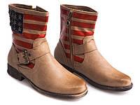 Стильные  ботинки по хорошей цене оригинальный цвет, фото 1